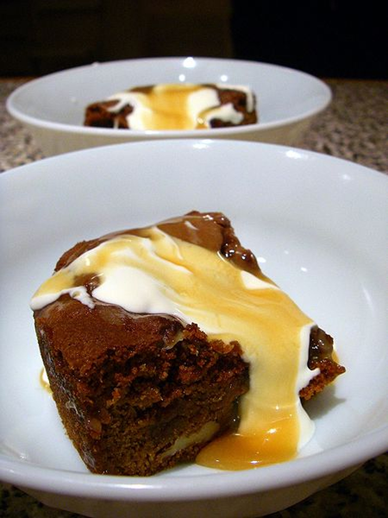 Mom'S Persimmon Pudding picture