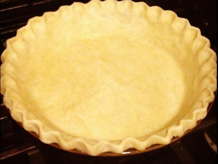 Pie Crust Flaky Pastry picture