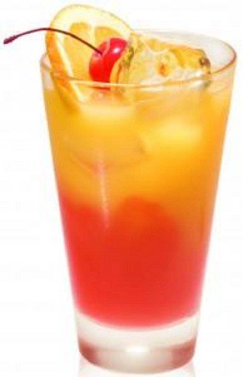 Sparkling Fruit Cooler picture
