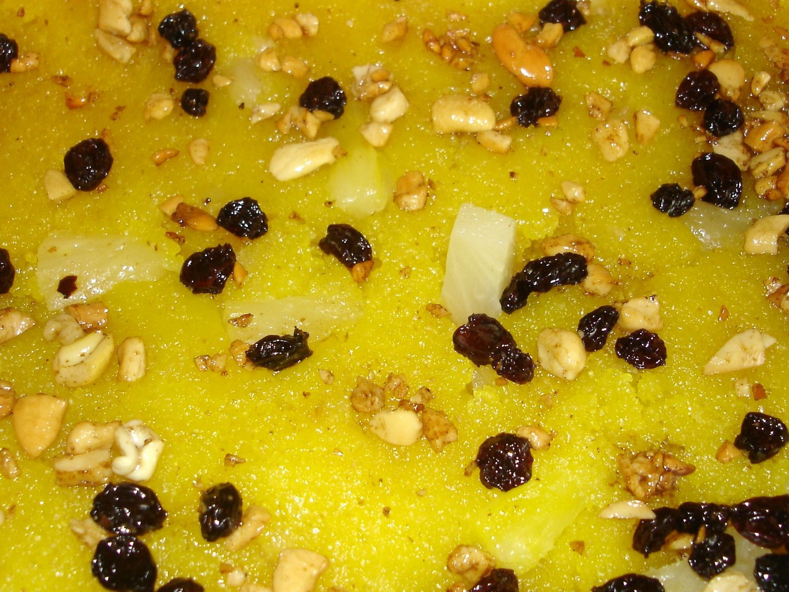 Pineapple Kesari picture
