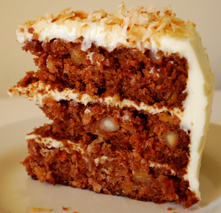 Pineapple Carrot Cake picture
