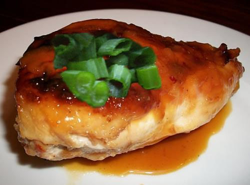 Pineapple Glazed Chicken picture