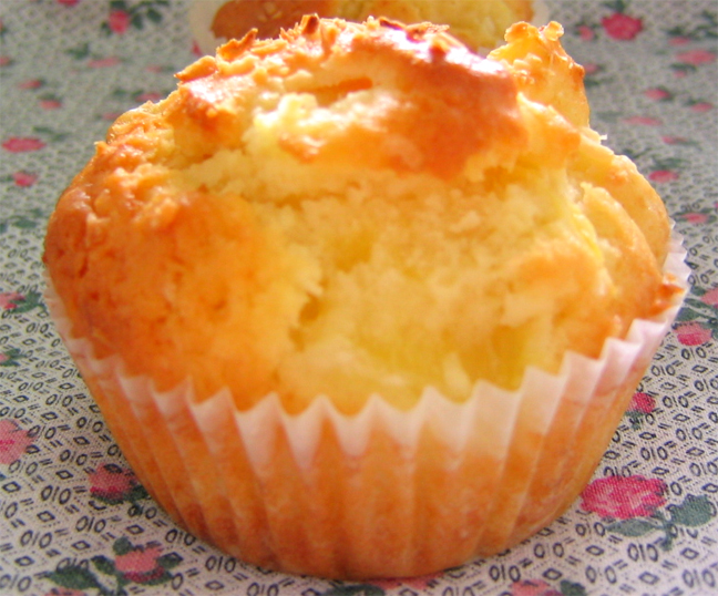 Pineapple Muffins picture