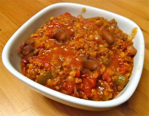 Pinto Bean Chili Con Carne picture