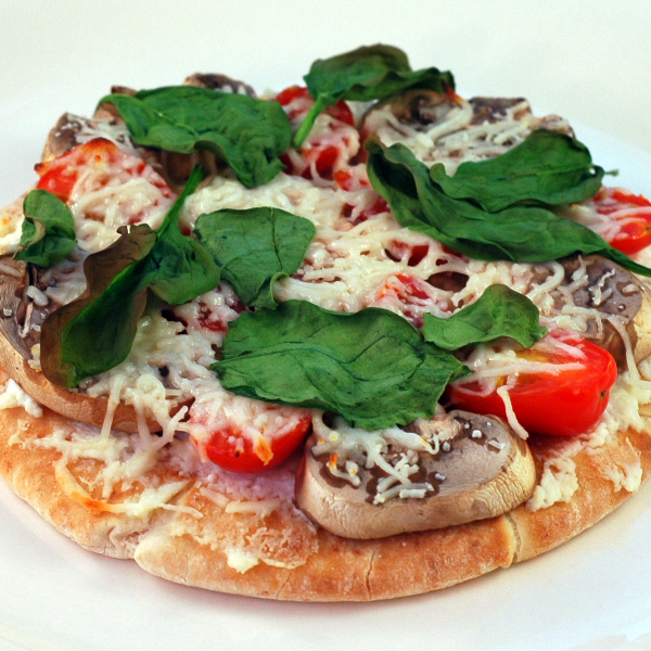 Pita Pizzas picture