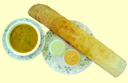 Plain Dosa picture