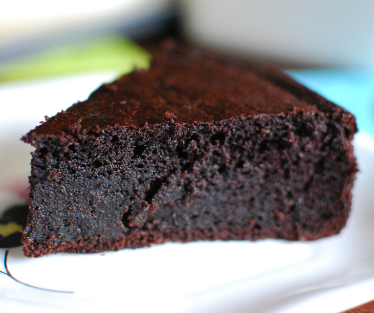 Plain Good Chocolate Cake picture