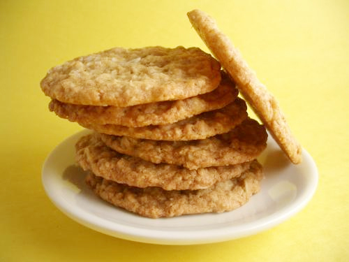 Plain Oatmeal Cookies picture