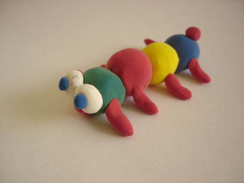 Kids Play Dough picture
