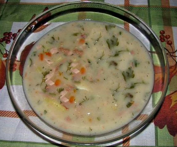 Hearty Polish Soup picture