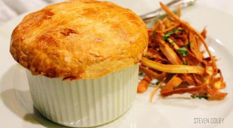Poppa's Favourite Beef And Oyster Pie picture
