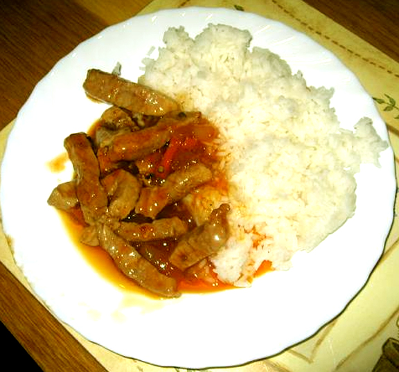 Pork Adobo picture