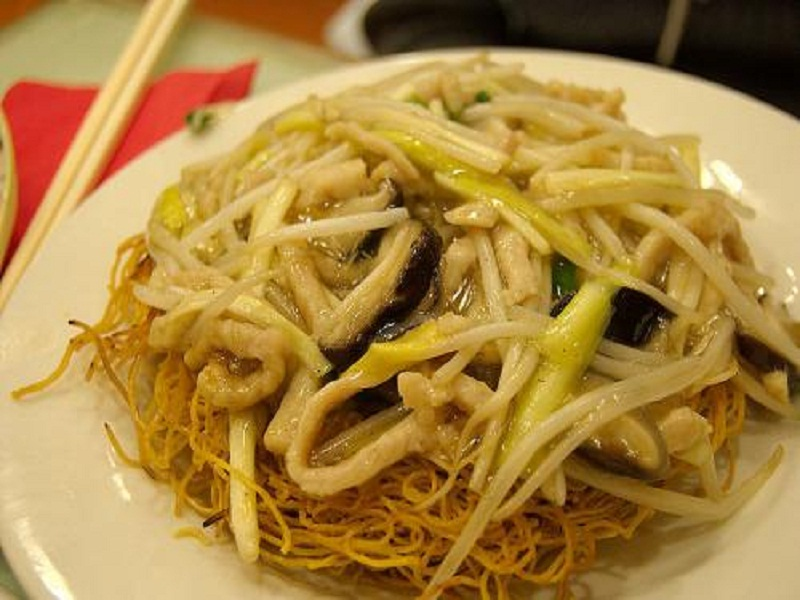 Pork Chow Mein picture