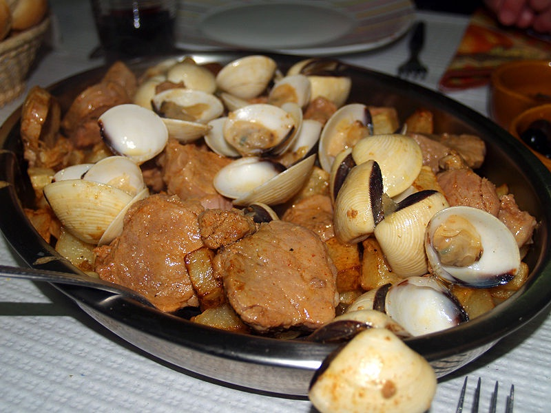 Pork and Clams picture