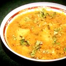 Potato in Curd Gravy picture