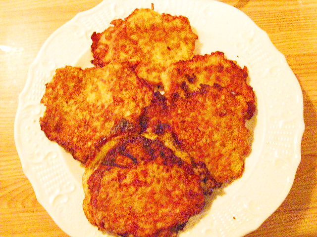 Potato Latkes picture