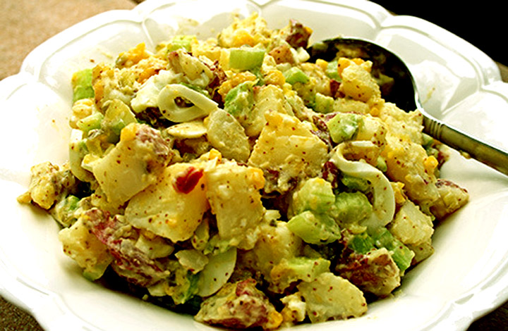 Potato Salad For A Crowd picture