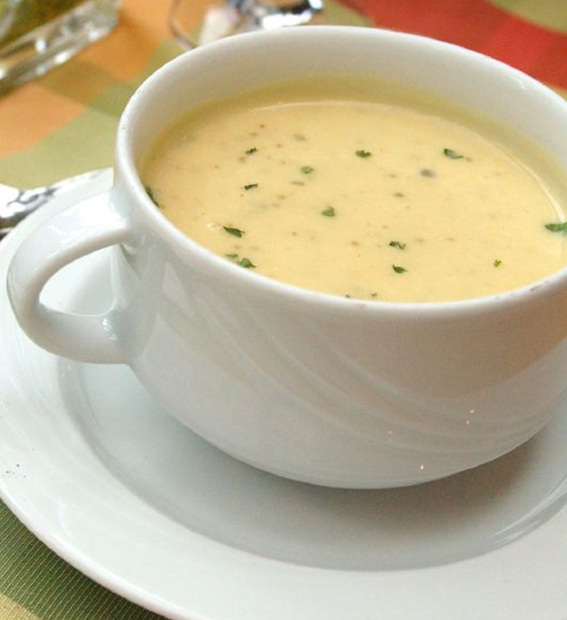 American Creamy Potato Soup picture