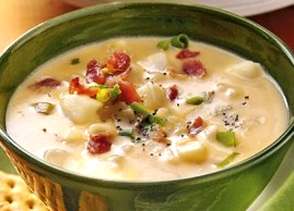 Potato Soup (Poor Man's Soup) picture