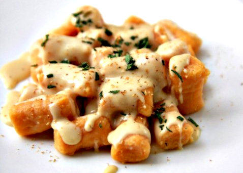 Potatoes With Cheese picture