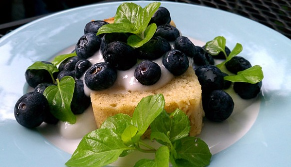 Vegan Herb Pound Cake picture