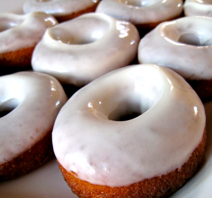 Glossy Powdered Sugar Glaze picture