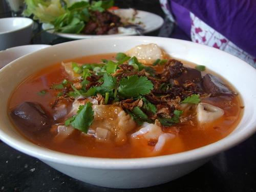 Thai Hot and Sour Soup picture