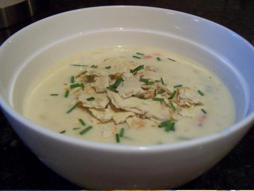 Prawn Chowder picture