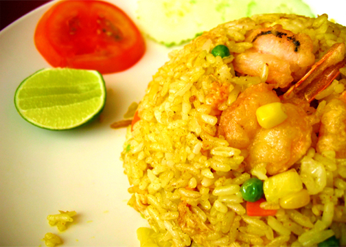 Prawn Fried Rice picture