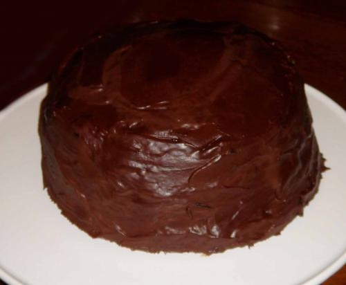 Princess Chocolate Frosting picture