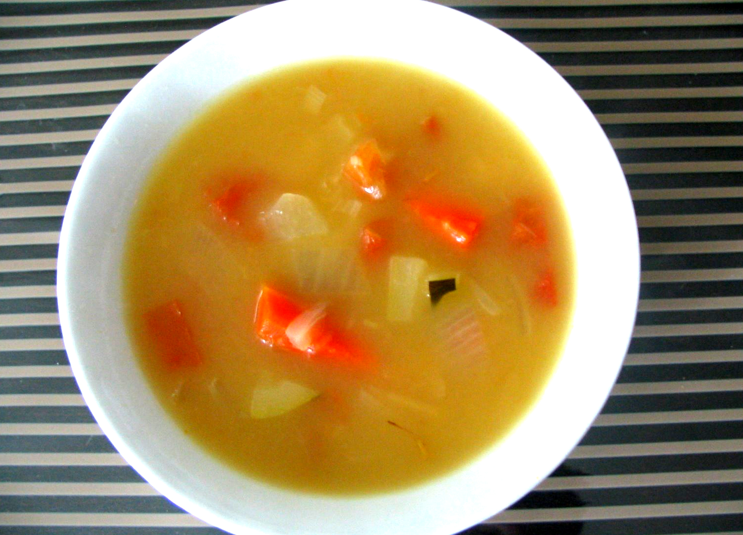 Provencale Vegetable Soup picture