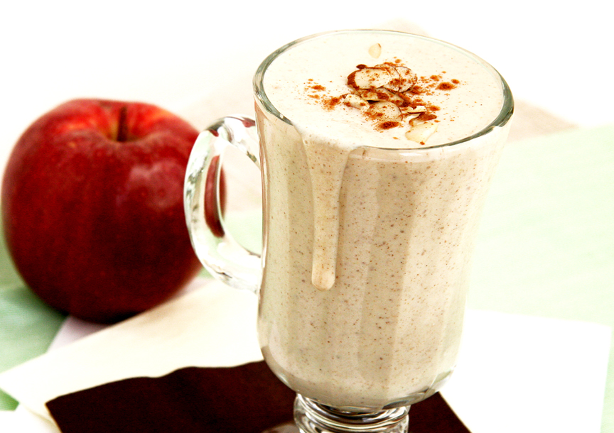 Prune, Apple and Cinnamon Smoothie picture