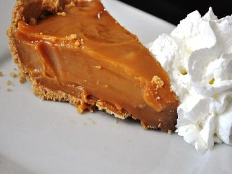 Prune Chiffon Pie picture
