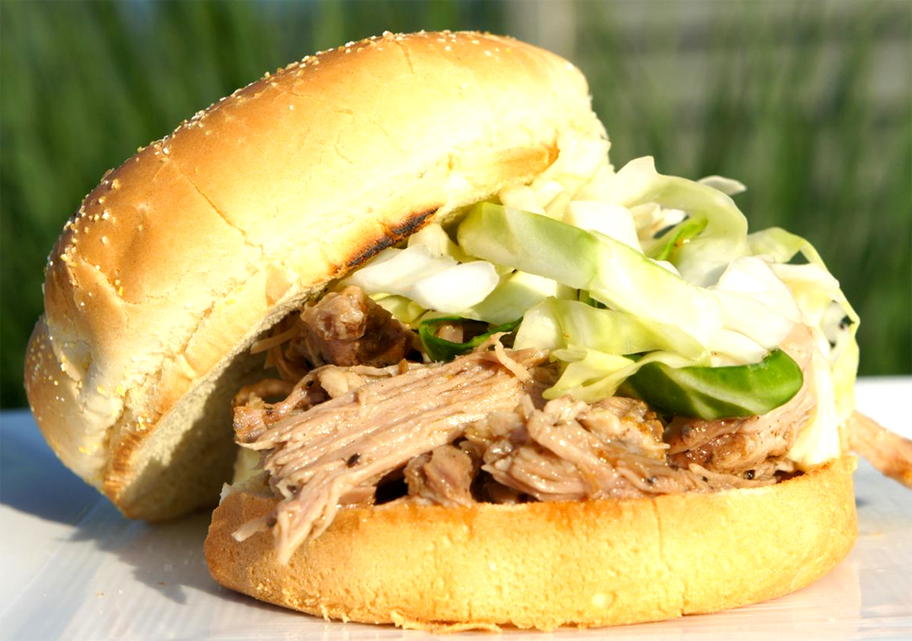 North Carolina-Style Pulled Pork picture