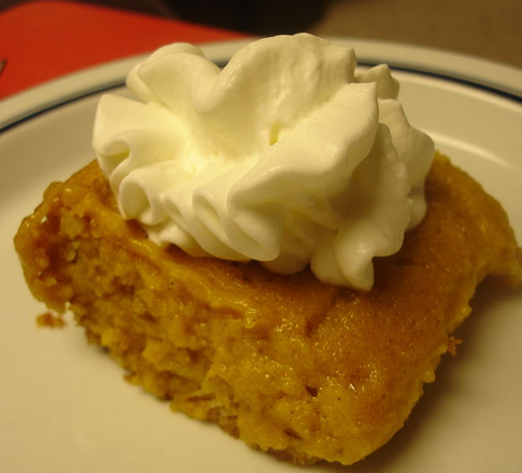 Pumpkin Cake  picture