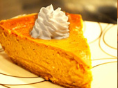 Pumpkin Cheesecake For Holidays