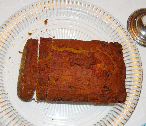 Pumpkin Peanut Butter Bread picture