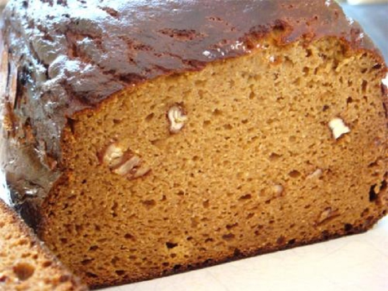 Pumpkin Pecan Bread picture