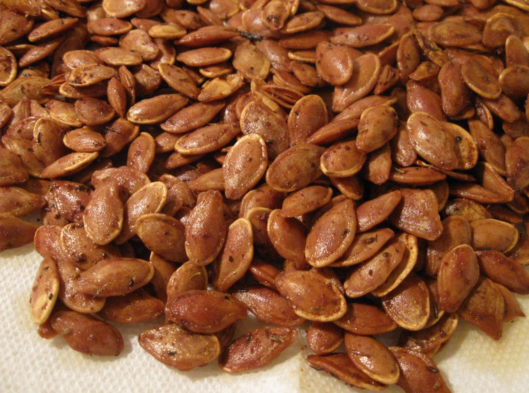 Spicy Pumpkin Seeds picture