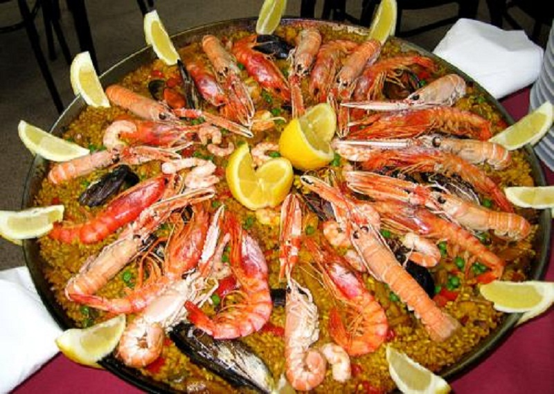 Quick And Easy Paella picture
