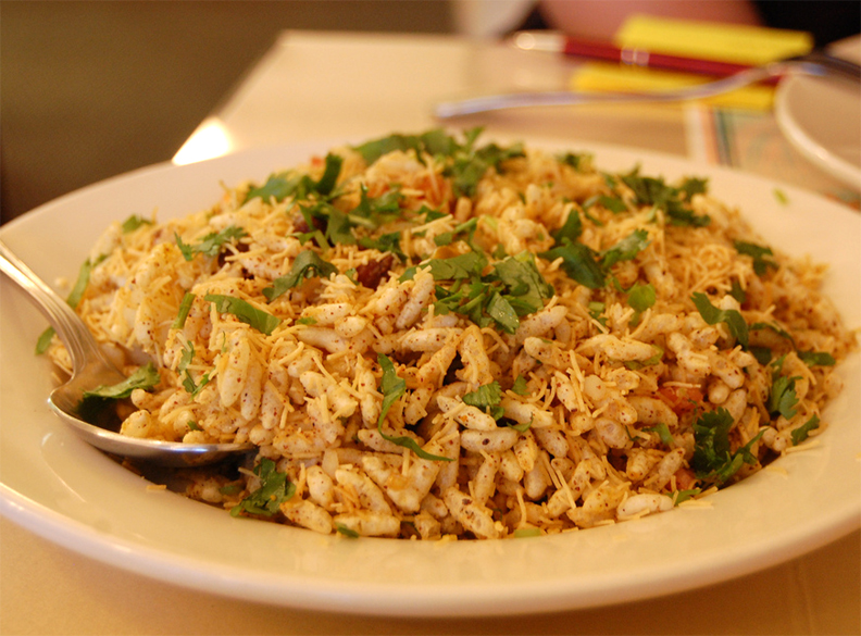 Quick Bhel Puri picture
