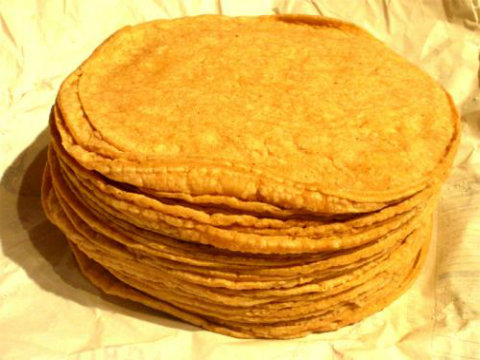 Corn Tortillas picture