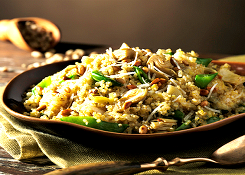 Chicken Pilaf picture