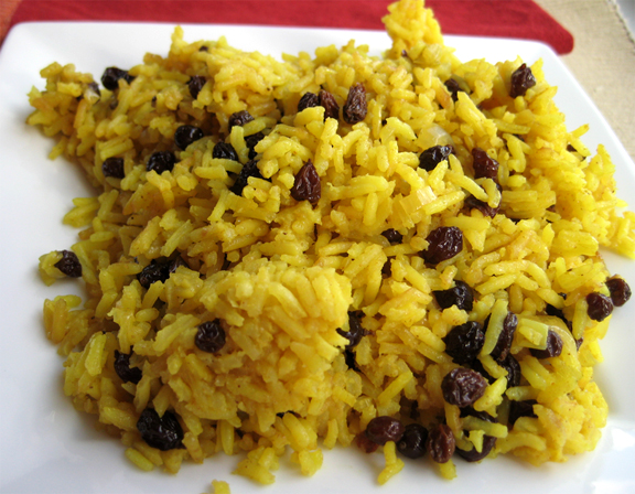 Raisin Rice picture