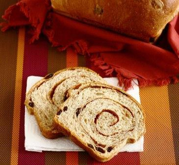 Raisin Spice Bread picture