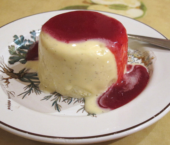 Raspberry Coulis picture
