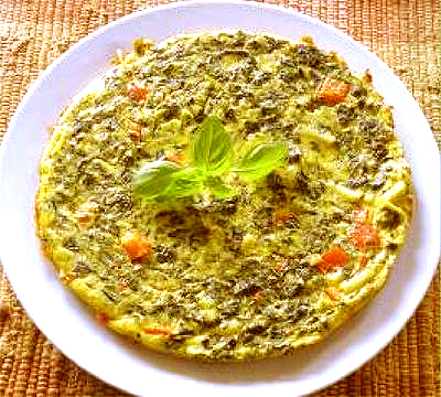 Pizza Frittata picture