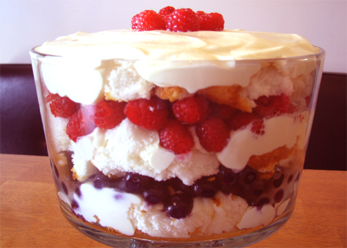 Summer Pudding picture