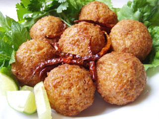 Curried Rice Balls picture