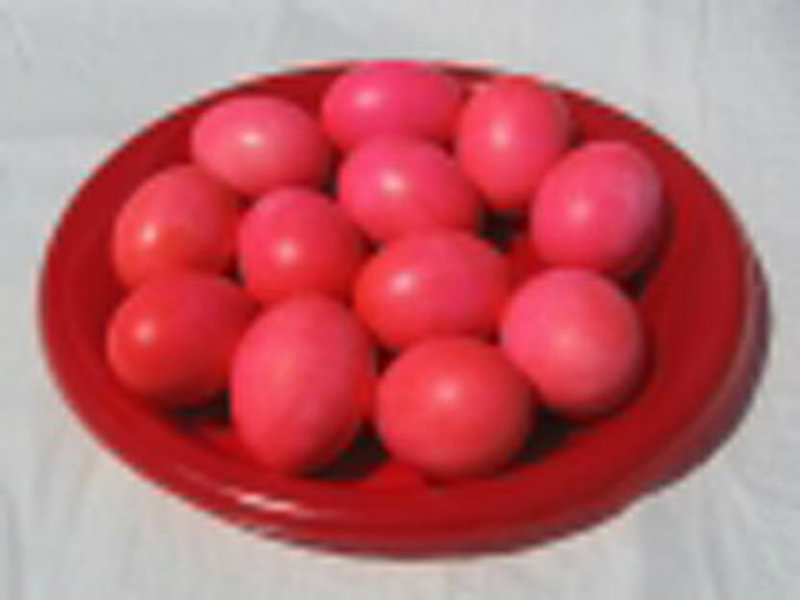 Pa Dutch Red Beet Eggs picture